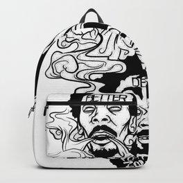 Flatbush Zombies BW Backpack