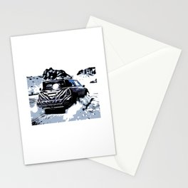 Mini Cooper Stationery Cards
