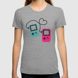 Game boy colors rain T-shirt