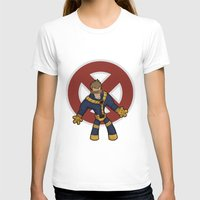 cyclops T-shirts featuring Cyclops by Twisted Dredz