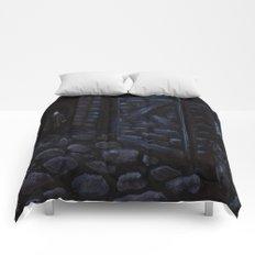 El Hombre Delgado (Slender Man) Comforters