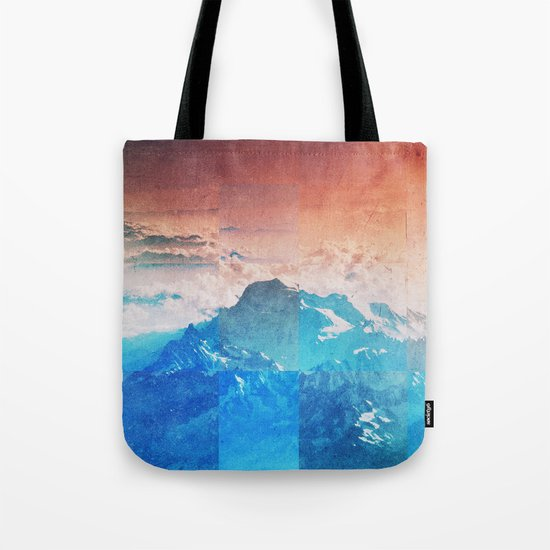 Fractions A77 Tote Bag