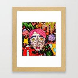 Tripstick Framed Art Print
