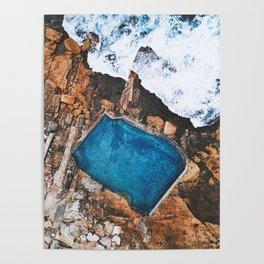 Mahon Pool - Maroubra | Sydney, Australia Poster