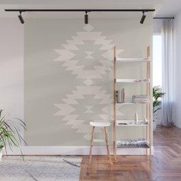 Southwestern Minimalism - White Sand Wall Mural
