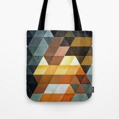 gyld^pyrymyd Tote Bag