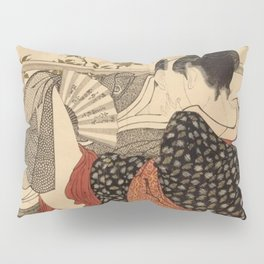 Lovers In The Upstairs Room Pillow Sham