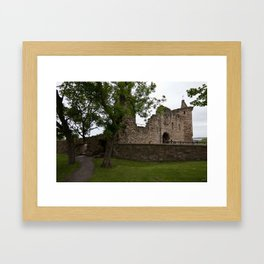 St Andrews Castle Framed Art Print