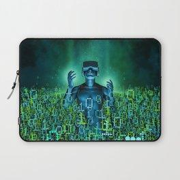 Virtual Dawn Laptop Sleeve