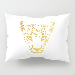 LEO FACE Pillow Sham