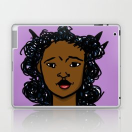 Darlyne by Naddya Laptop & iPad Skin