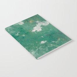 Dancing Green Notebook
