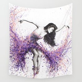 The Last Coral Dance Wall Tapestry