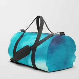 Caribbean Blues Duffle Bag