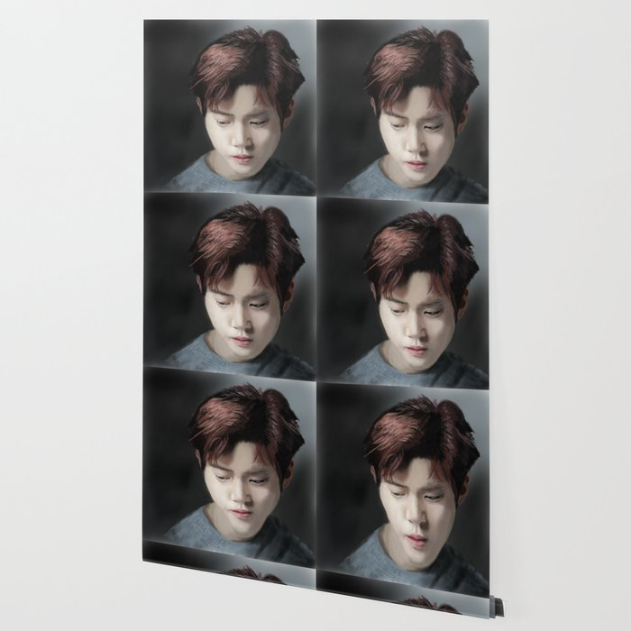 Exo Suho Fan Art Wallpaper By Mistycauri Society6
