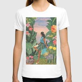 Botanical Cove T-shirt