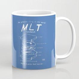 M.L.T. - Mutton, Lettuce, & Tomato Coffee Mug