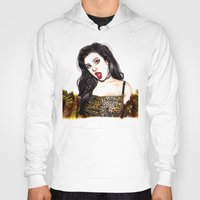 charli xcx Hoodies featuring CHARLI XCX II: SUCKER by Share_Shop