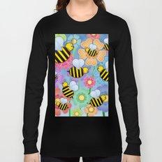 Busy Buzzers. Long Sleeve T-shirt