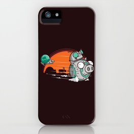 BB-Gir iPhone Case