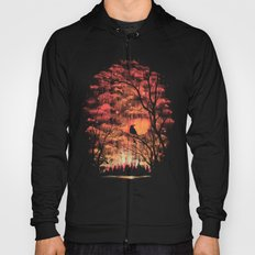 Burning In The Skies Hoody