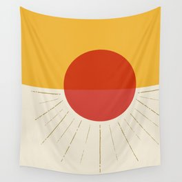.sunny day. Wall Tapestry
