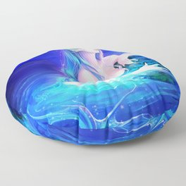 Siren Floor Pillow