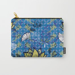 Kabuki_lotus Carry-All Pouch