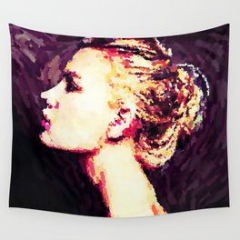 Day dreaming Wall Tapestry
