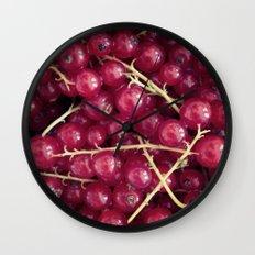 berry berry Wall Clock