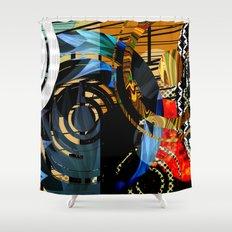 $upercalifragilistic Shower Curtain