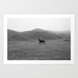 Ranch Three Art Print