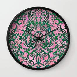 Vitorian era inspired Wall Clock