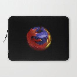 Mozilla Fire Apple Laptop Sleeve