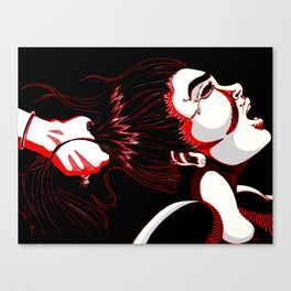 Home Wrecked Canvas Print