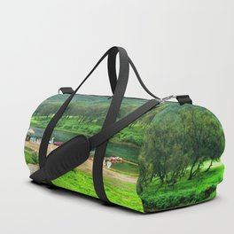 Salalah Oman 6 Duffle Bag