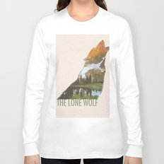 The Lone Wolf Long Sleeve T-shirt