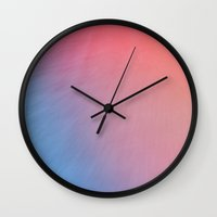 popsicle Wall Clocks featuring POPSICLE by ROBYNROCK