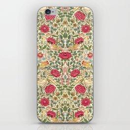 """William Morris """"Rose"""" iPhone Skin"""
