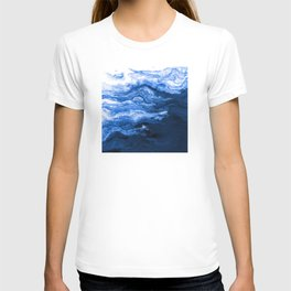 Seascape At the Cusp of Midnight T-shirt