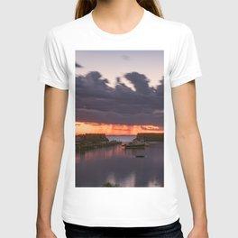Rainy Lanescove Sunset T-shirt