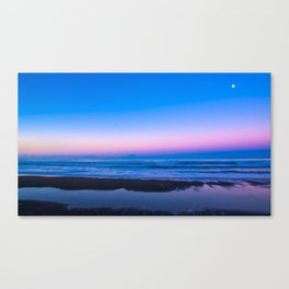 Stinson Beach sunrise Canvas Print