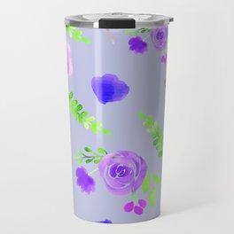 Aquarela Garden Travel Mug