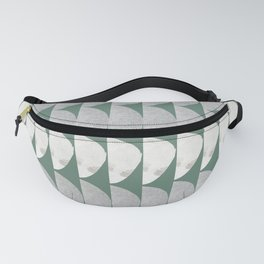 Abstract background 112 Fanny Pack