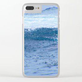 Open sea Clear iPhone Case