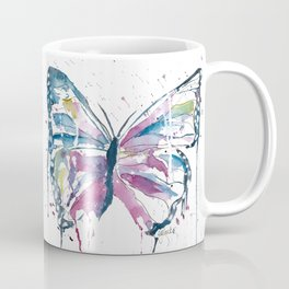 Vibrant Butterfly Coffee Mug