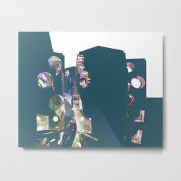 Synaesthesia Metal Print