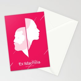 Poster Ex Machina Stationery Cards