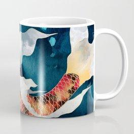 Metallic Koi II Coffee Mug