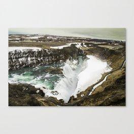 Double // Deep Canvas Print
